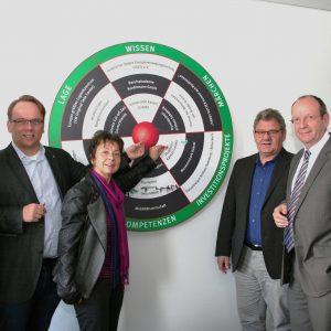 Nordhessenrunde zu Gast beim Regionalmanagement