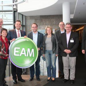 Nordhessenrunde zu Gast bei der EAM